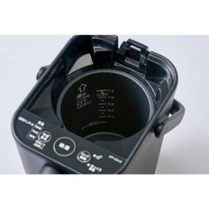 象印【STAN.】電動ポット CPCA12-BA ブラック