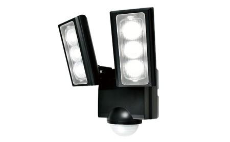 [№5696-3443]乾電池式センサーライト2灯