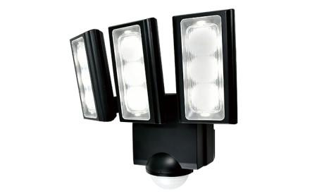 [№5696-3444]乾電池式センサーライト3灯