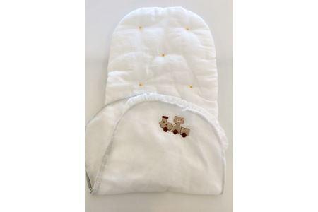 和泉木綿のトッポンチーノセット[クマ]