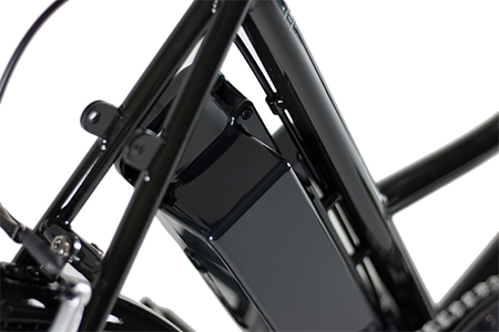 【2635-0012】【数量限定18台】the PARK E-BIKE カーゴ ブラック