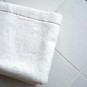 泉州タオル泉州の華織「麗」×myse 「クレンズリフト」 アイスブルーセット B4F4 (009_134)