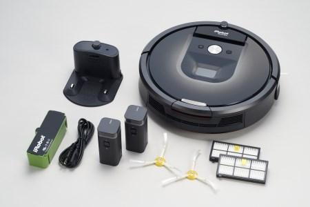 iRobot ロボット掃除機 ルンバ 980