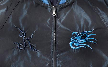 カワサキスーベニアジャケット Mサイズ