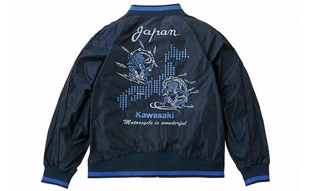 カワサキスーベニアジャケット Lサイズ