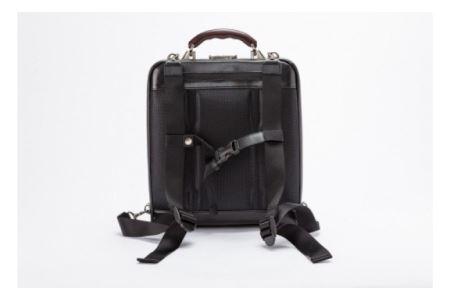 3wayリュック 豊岡鞄 DS4-TO2-10(ブラック)