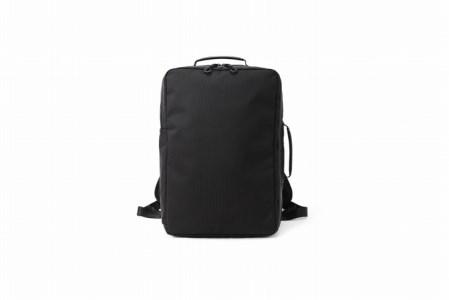豊岡鞄 Urban Commuter 2WAY BACK PACK HA(ブラック)