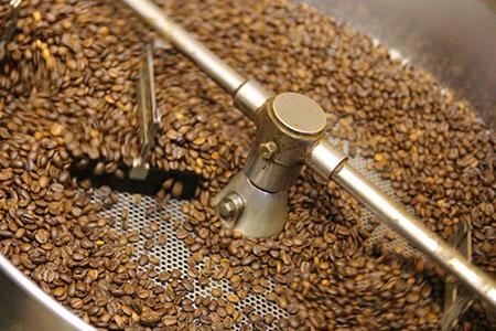 AB-160  バランタイン自家焙煎コーヒー豆1kg(500g×2袋、細挽き)