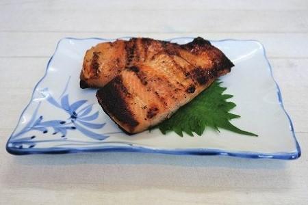 BR82SM-C 【料亭の味】淡路島サクラマスの味噌漬10切セット
