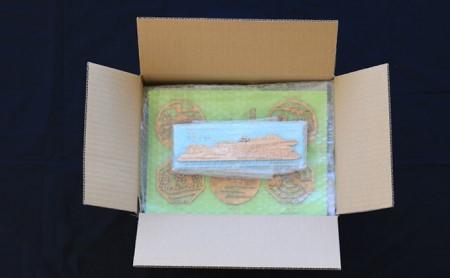 竹田城跡をモチーフにしたコースターとマグネットセット