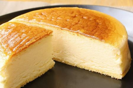 C-7 ジャージー牧場らいらっく  チーズケーキとジェラートセット