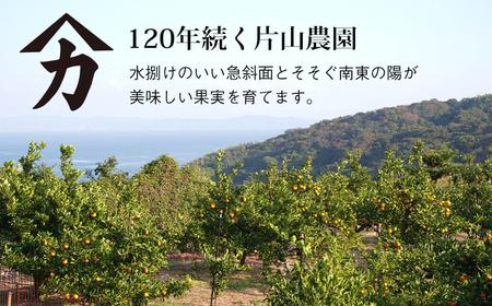 ak03002 片山農園の淡路島みかん(温州みかん)7.5kg