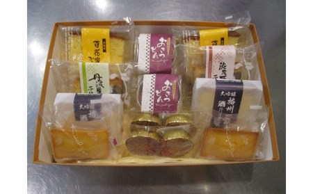 W1 ケーキ屋さんの焼き菓子