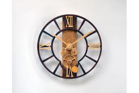 P34 掛け時計「ラウンド」