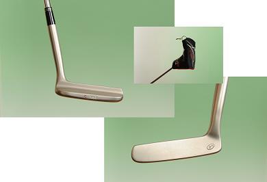 MS-01 三坂ゴルフ 軟鉄製造L型パター