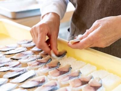 【6402-B20】柿の葉すし 鯖鮭28個入り《柿の葉すし ひょうたろう》