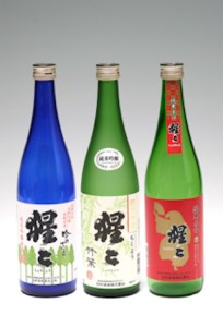 【1502-A18】純米吟醸・純米酒 720ml 3点セット《北村酒造株式会社》