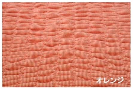 Mayu-ket(R) シングル・オレンジ(米阪パイル織物株式会社)