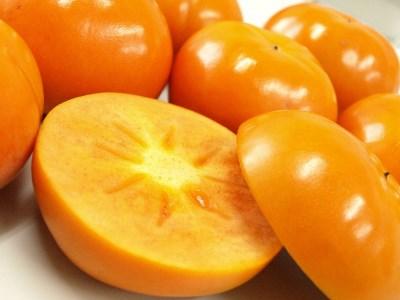 柳フルーツ園の富有柿(12個、L~2Lサイズ)