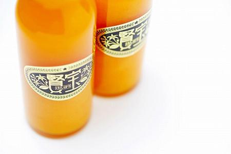 【2625-0098】【賢宝】マルケンみかん果汁100%ジュース(28本セット)7本×4ケース