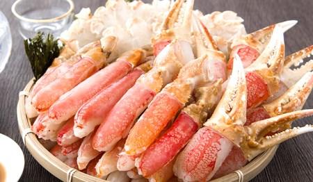 生冷ずわい蟹しゃぶしゃぶセット 2kg【3101】