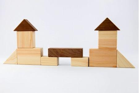 檜のおもちゃ IKONIHアイコニー 積み木