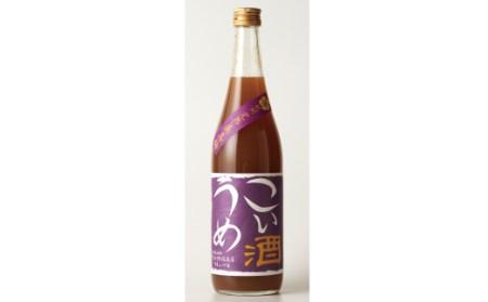 リキュールこいうめ酒 1.8L【miy106】