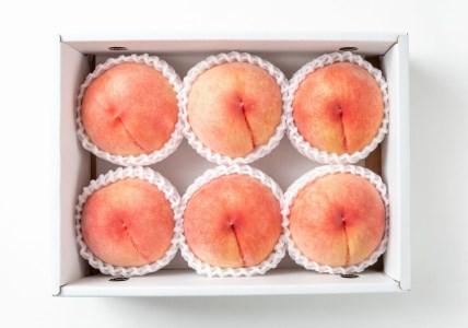 【先行予約受付】和歌山県産の美味しい桃 約2kg (6~9玉入り)【2021年6月中旬頃から順次発送予定】【mat101】