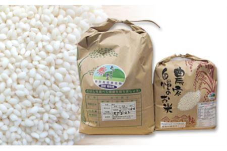 MS-21 特別栽培米こしひかり(5kg)ともち米(3kg)