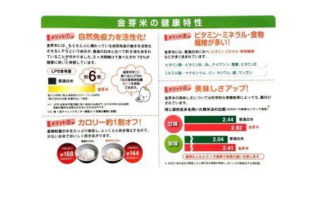 BG無洗米・金芽米にこまる 5kg×12ヵ月 定期便 【毎月】 [令和2年産 新米]