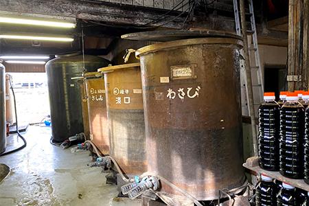 【合成保存料未使用】230年間、味を守り続ける醤油屋・大仲屋本店の濃口醤油[1L×6本セット]【1211241】