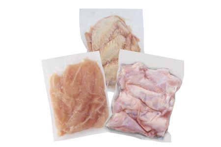 【2616-0025】湯原温泉ゆけむり地鶏3種セット