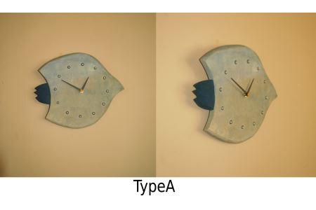MM-6 鳥の木の時計(BIRD)