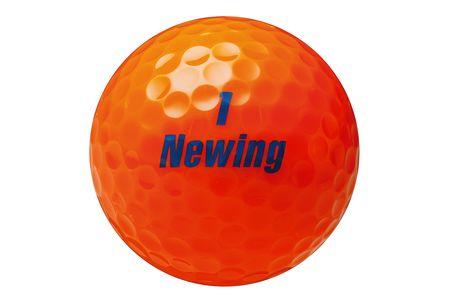 【2604-1153】ブリヂストン ゴルフボール Newing SUPER SOFT FEEL 3ダース 【色オレンジ】