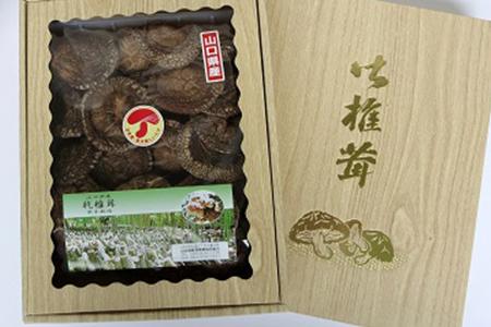 30E-012 山口県産原木栽培乾椎茸③
