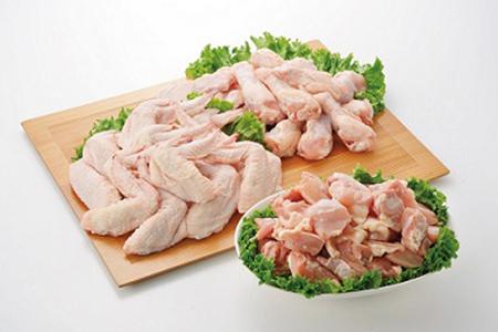 秋川鶏のバーベキューセット