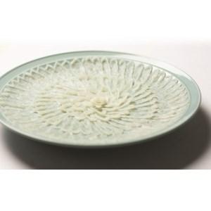 30B-051 活物とらふぐ刺身・ちりセット(陶磁器付き)