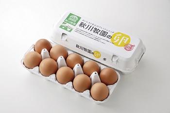 01E-003 秋川牧園の卵30玉セット