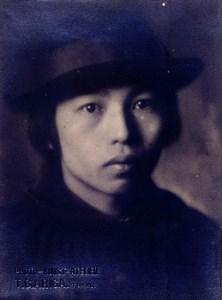 01B-031 中原中也記念館オリジナル「中也の帽子」