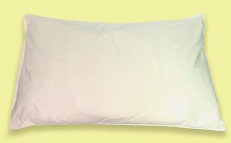 国産ひのきとそば殻の有機枕とオーガニック綿毛布セット