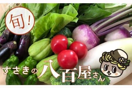 NK001 南国土佐の新鮮お野菜詰め合わせ