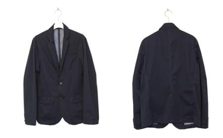 [020049]快適な着心地を追求! シームレステーラードジャケット