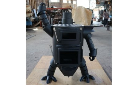 AZ-1 ロボット型薪ストーブミニ