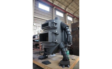 【 BA-1】ロボット型薪ストーブ