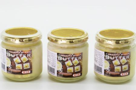 話題の山北みかんバター大 3個セット B-285