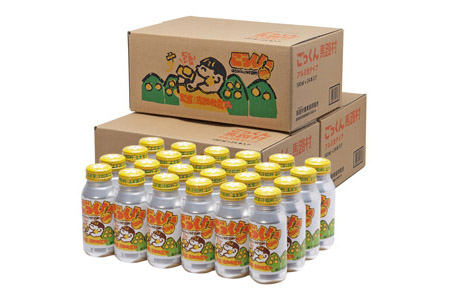 缶のごっくん馬路村 3箱【455】