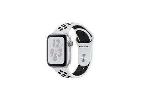 (1861)ゆくはしシーサイドハーフマラソン応援企画 2018新型Apple Watch Nike+ Series 4(GPSモデル)ホワイト