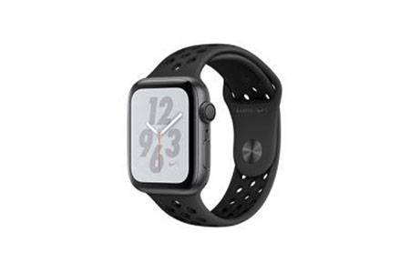 (1862)ゆくはしシーサイドハーフマラソン応援企画 2018新型Apple Watch Nike+ Series 4(GPSモデル)ブラック