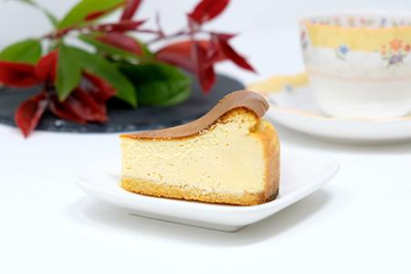 【低糖質】チーズケーキ2種セット(ベイクド&レアチーズケーキ)