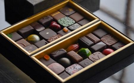 Da2 チョコレート専門店の★☆オリジナルボンボンショコラセット☆★コンプリートBOX